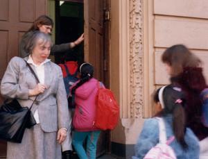 Presidents Message_Sophie Gerson-School Entrance