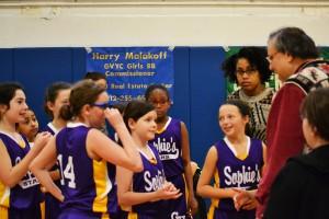 Girls Basketball-Sophie's Stars