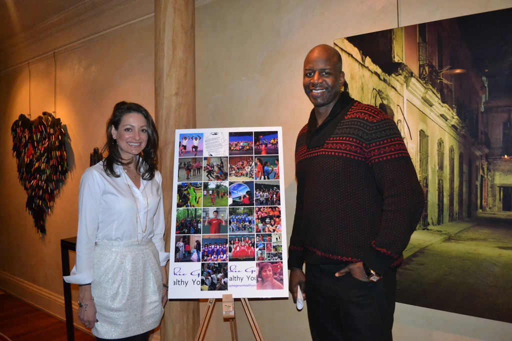 NYJTL and Team First open ceremonies at SGHY February 25th Benefit