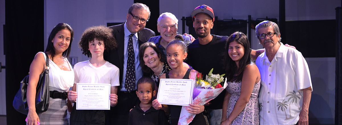 Summer Dance Scholarships at National Dance Institute