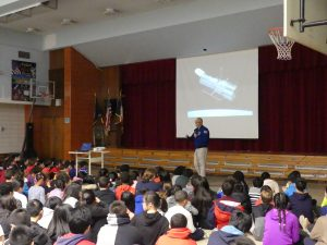 Rocket Science_Mike Massimo Astronaut