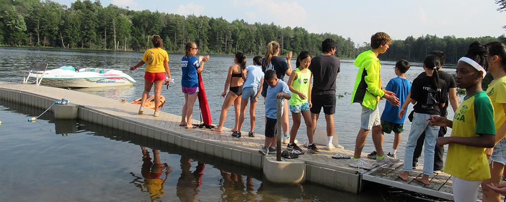Summer at Camp Zeke